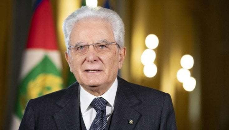Grazie, Presidente Mattarella